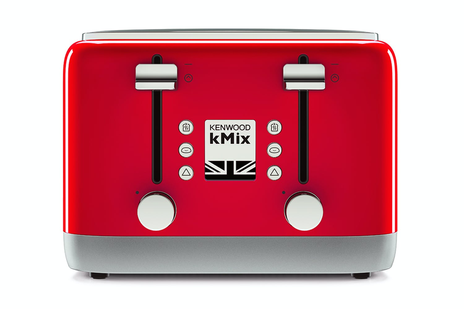 kenwood kmix 4 slice toaster red harvey norman new zealand. Black Bedroom Furniture Sets. Home Design Ideas