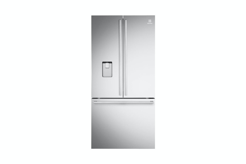 electrolux 524l french door fridge freezer a 524l frost free