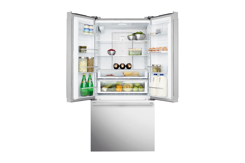 electrolux fridge freezer. electrolux 524l french door fridge freezer