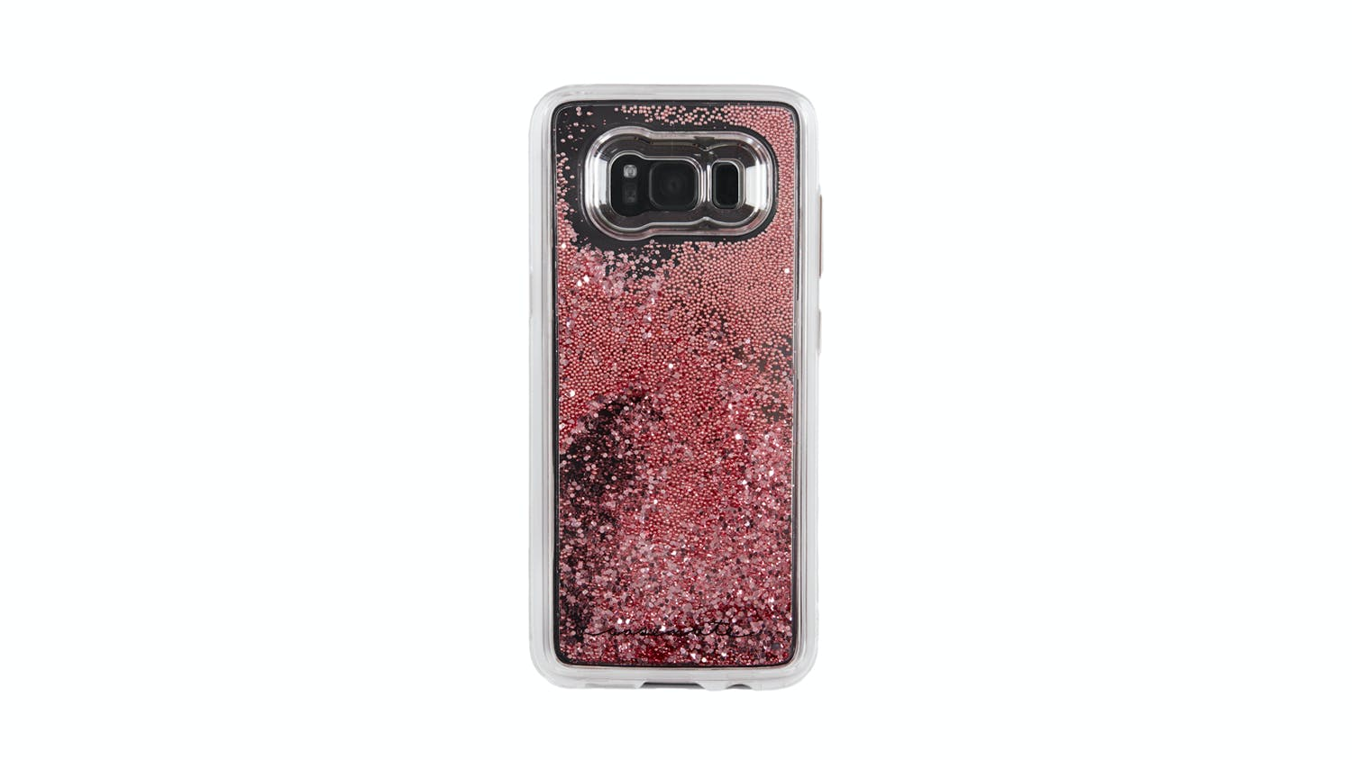 online store 767c5 d0ef0 Case-Mate Rose Gold Waterfall Case for Samsung Galaxy S8