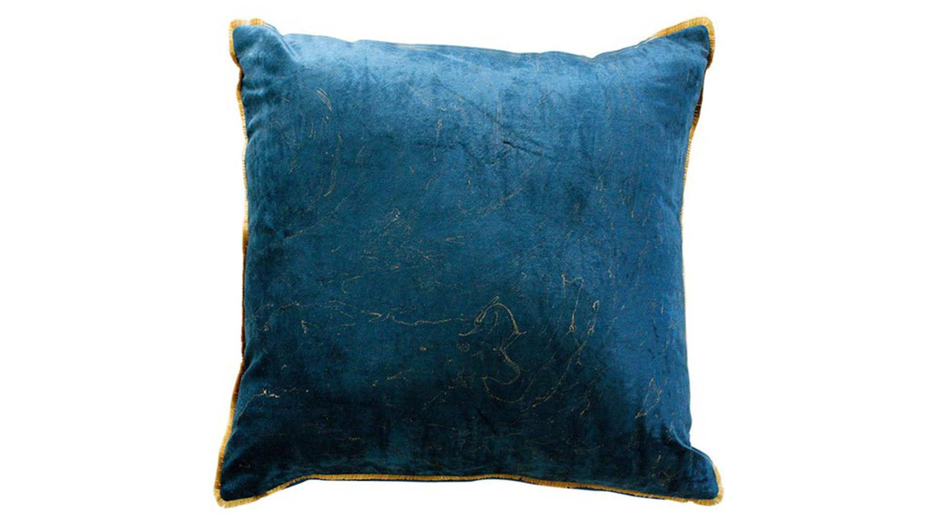 Alexander Feather Filled Cushion by Mulberi
