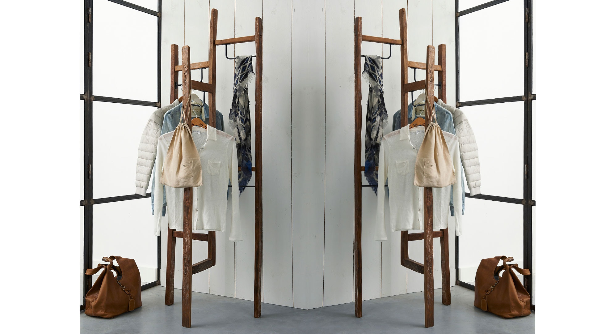 Solo Clothes Hanger by D-Bodhi Collection