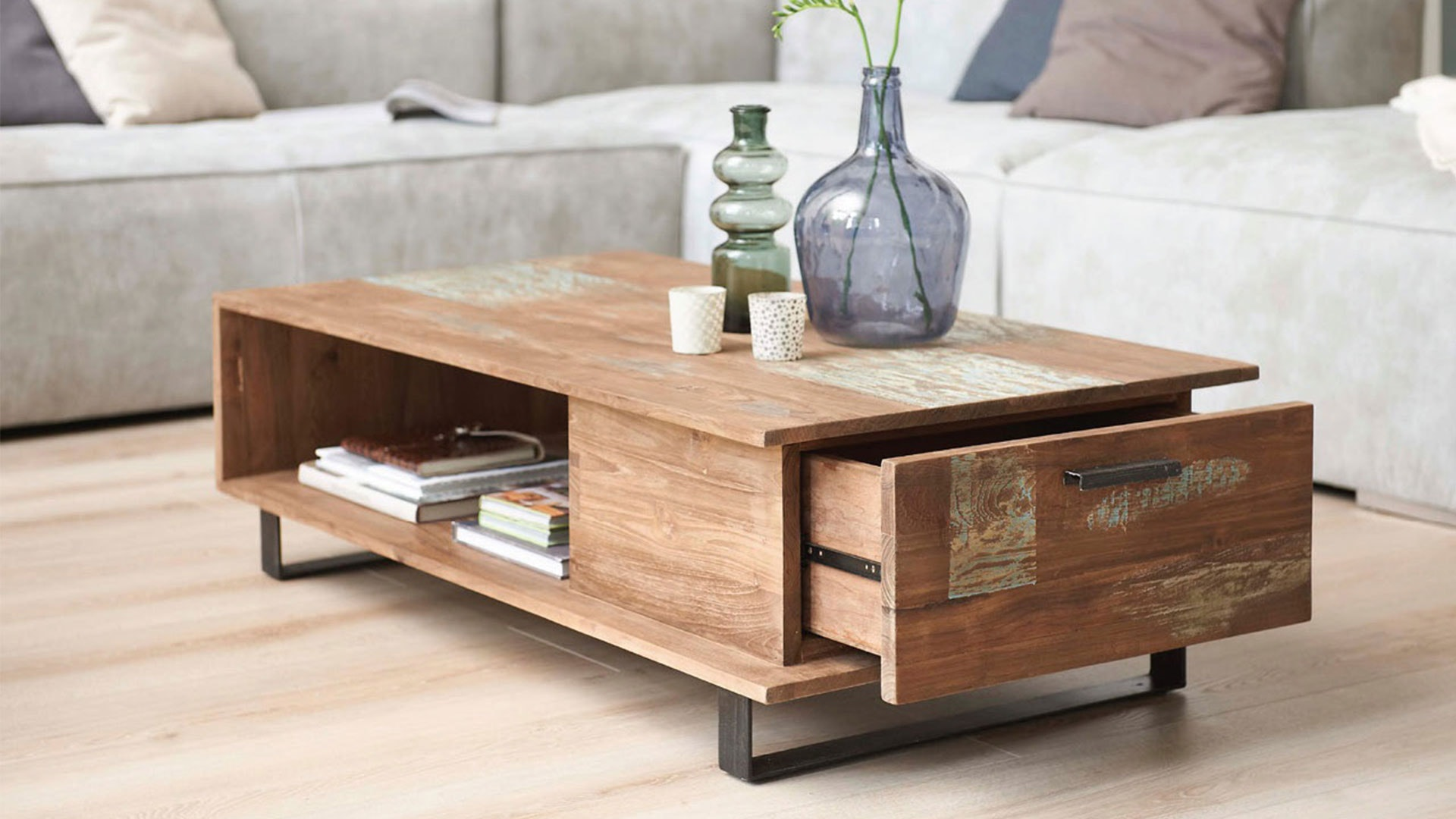 Look Coffee Table by D-Bodhi Collection