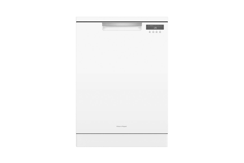 Image of Fisher & Paykel 15 Place Setting Dishwasher - White