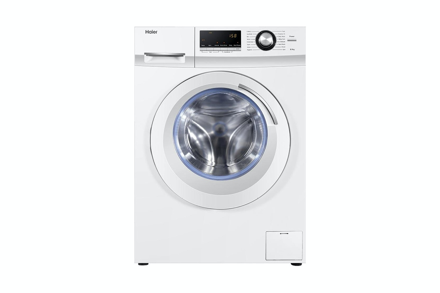 Haier washing machines (Heyer): review of the model range of manufacturer reviews 17