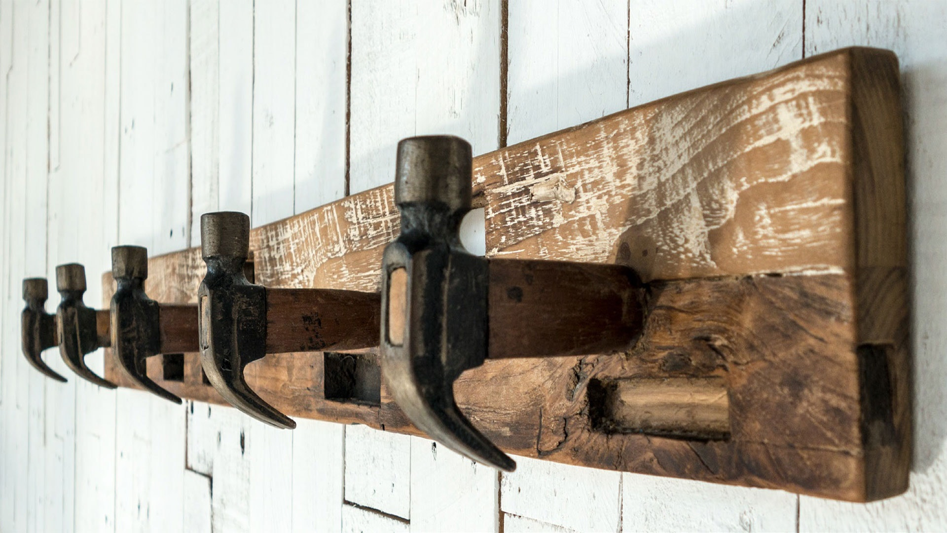Solo Hammer Coat Hanger by D-Bodhi Collection