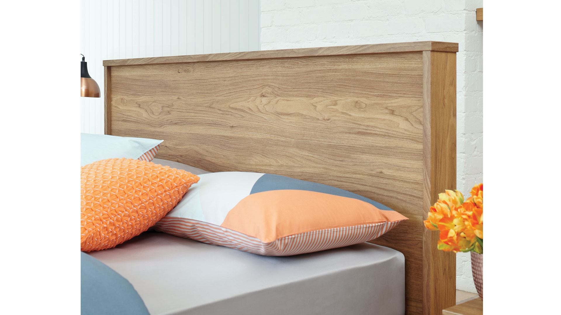 Boss King Single Headboard by Platform 10