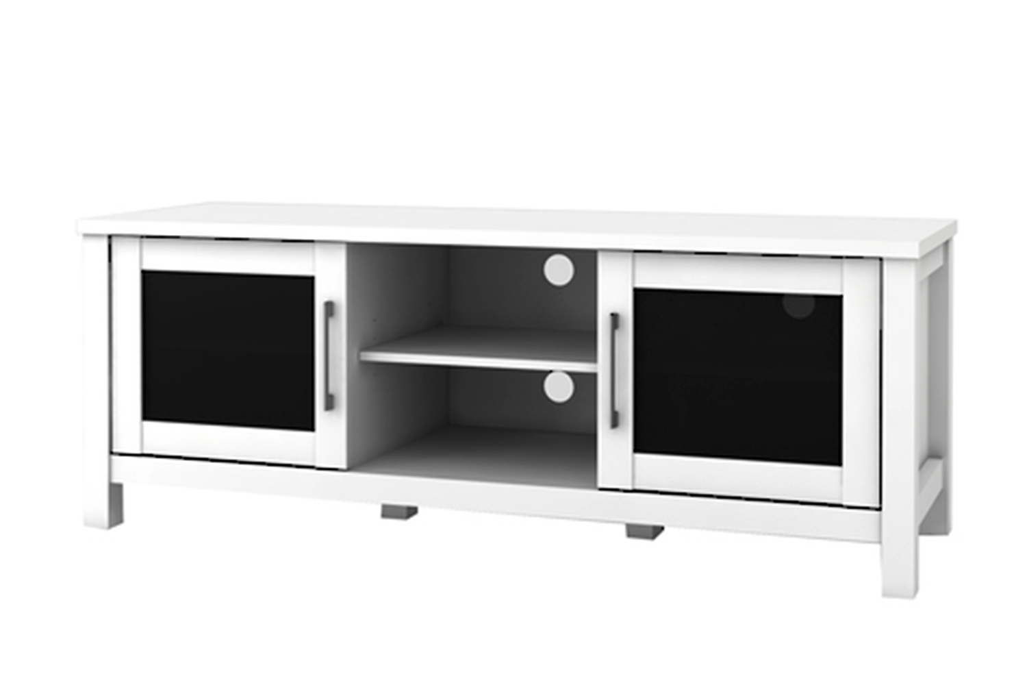 AVS 1500mm TV/AV Cabinet - White | Harvey Norman New Zealand