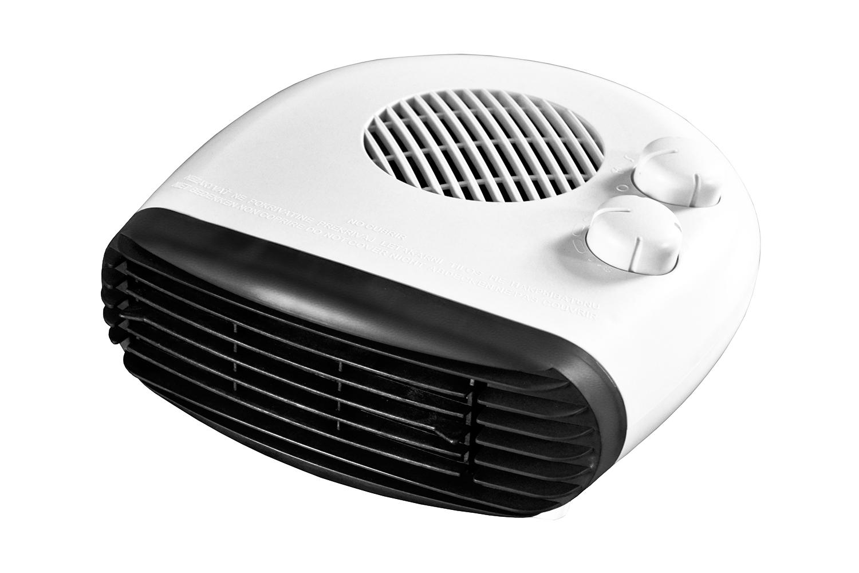 Brand New Living Solutions Fan Heater 2 Heat Setting-Cool Hair Fan Setting
