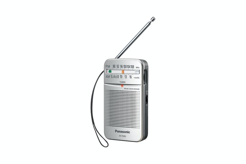 panasonic portable radio silver harvey norman new zealand. Black Bedroom Furniture Sets. Home Design Ideas
