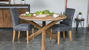 Fendy Round Dining Table By D Bodhi Collection