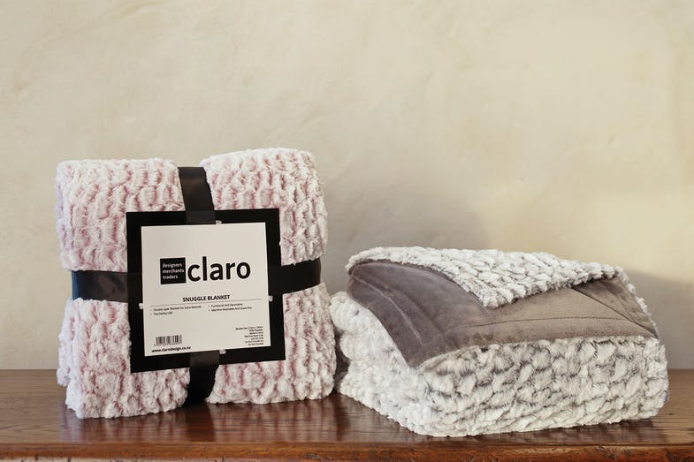 Snuggle Blanket by Claro Designs