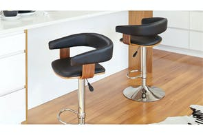Venus Bar Stool by Paulack Furniture