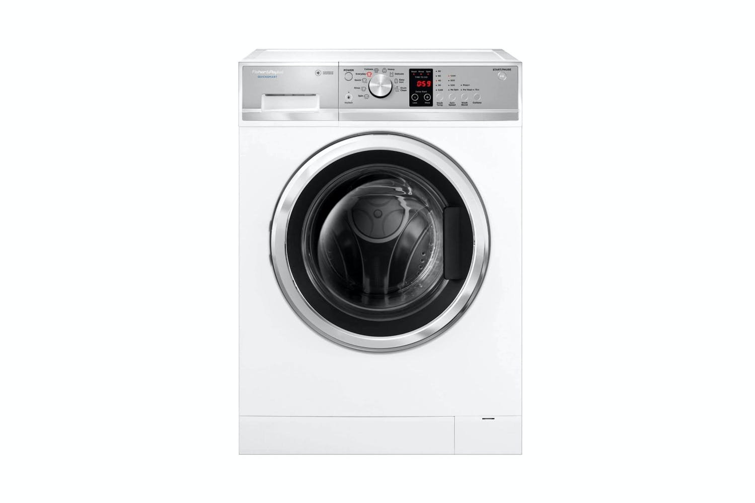Fisher Paykel 7 5kg Quicksmart Front Loading Washing Machine