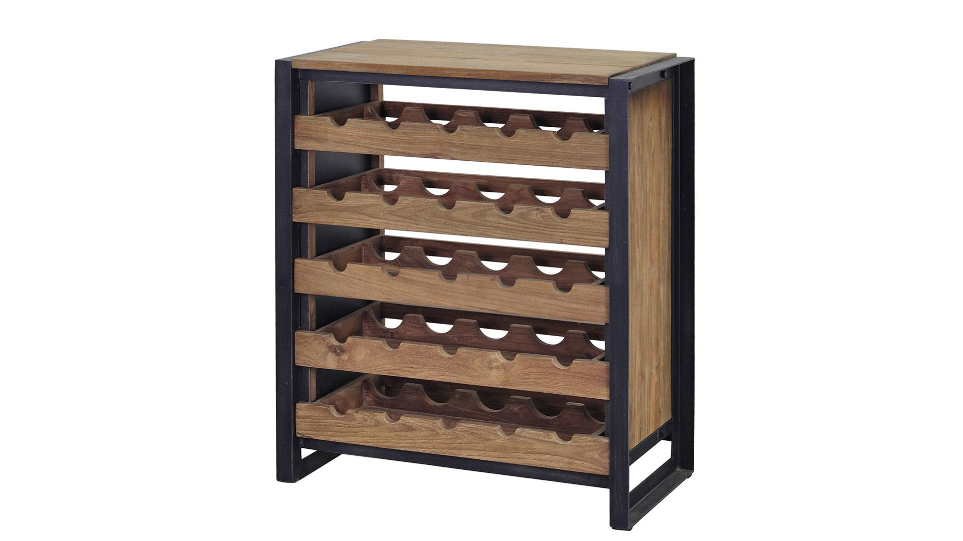 Fendy Wine Cabinet By D Bodhi Collection