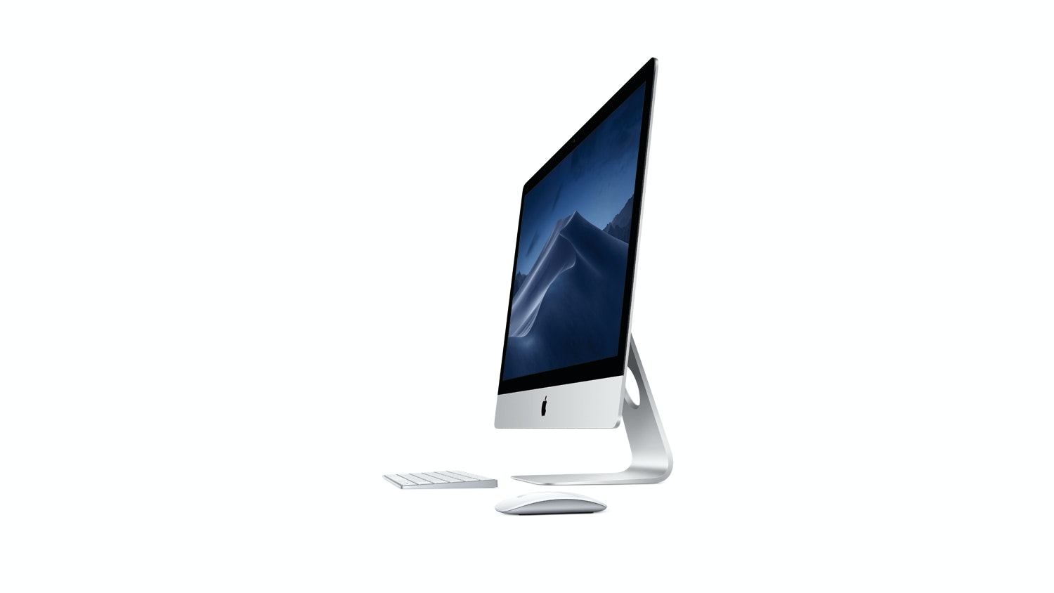 "iMac with Retina 5K display 27"" - Side"