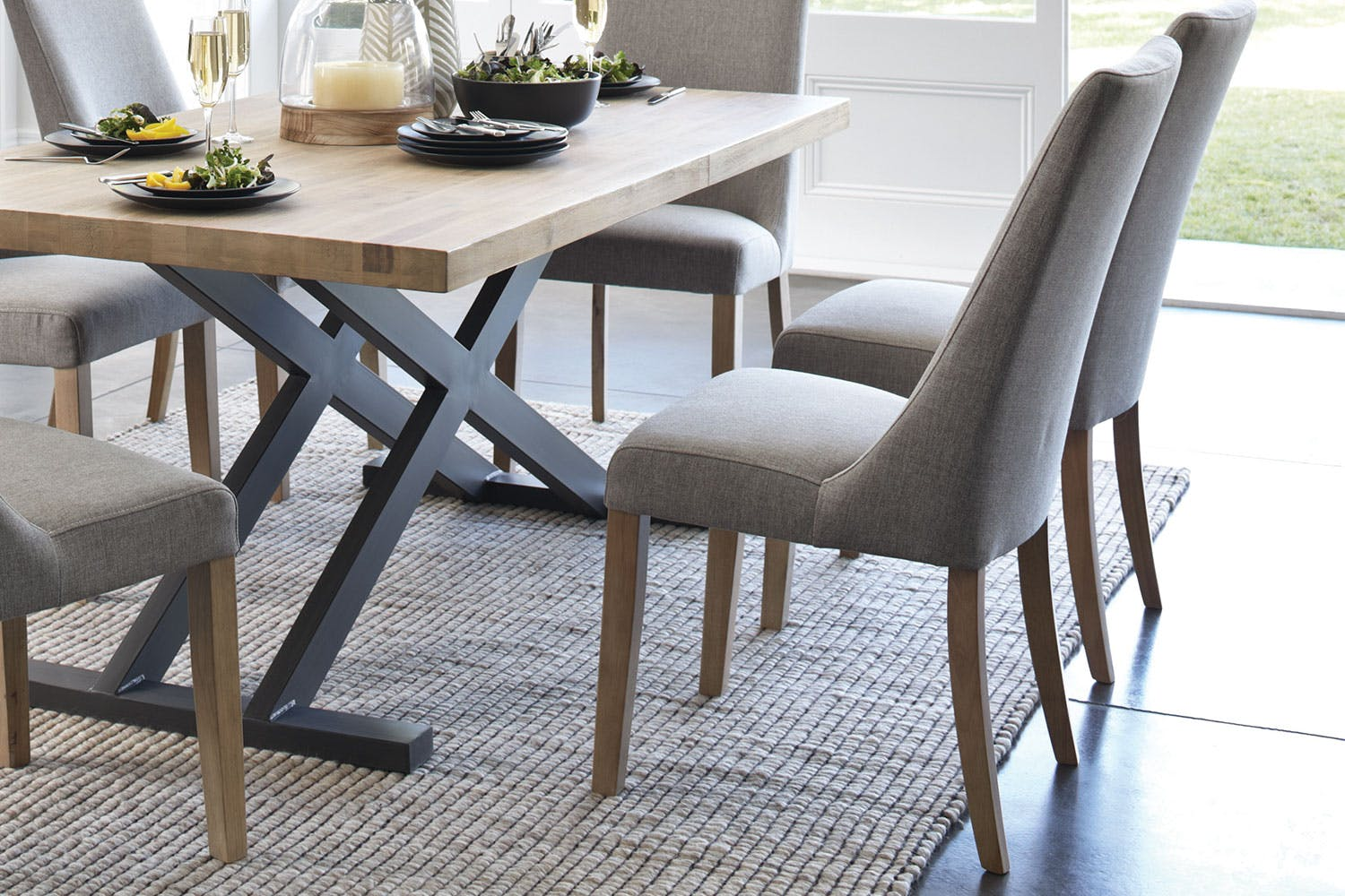 Bari Dining Table By John Young Furniture