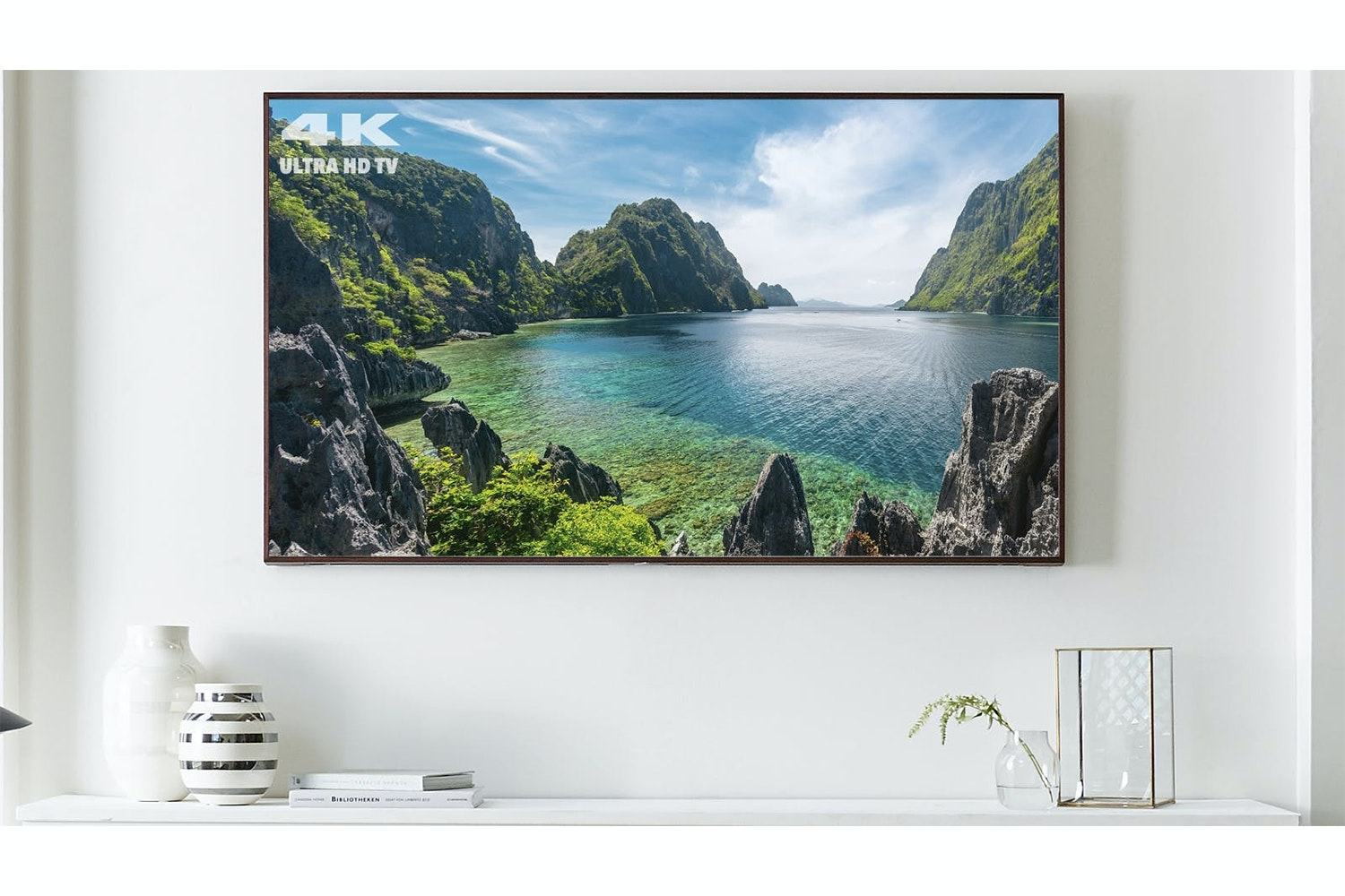 Samsung 55 Quot The Frame 4k Smart Tv Harvey Norman New
