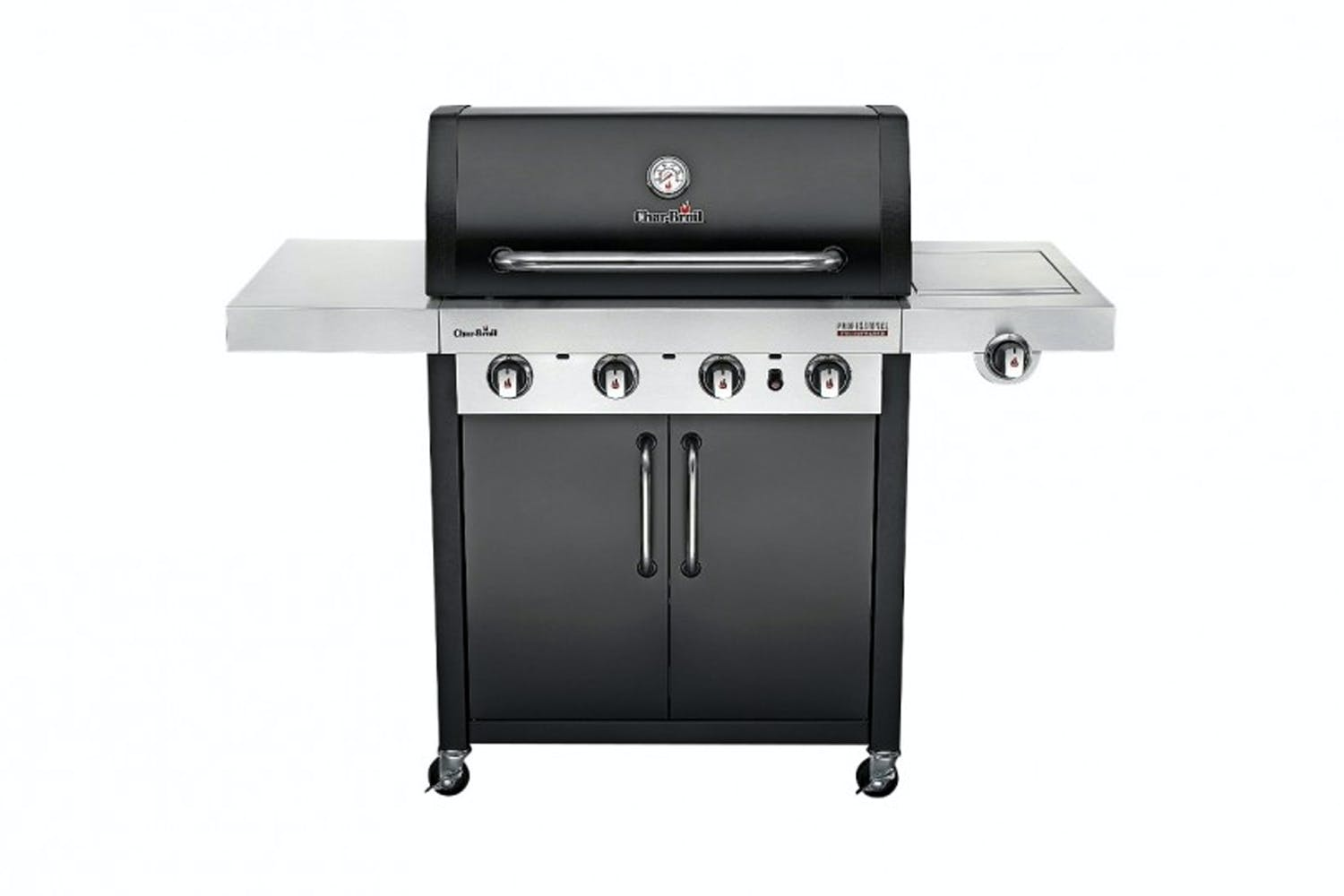 Professional Series 4 Burner BBQ by CharBroil | Harvey Norman New ...