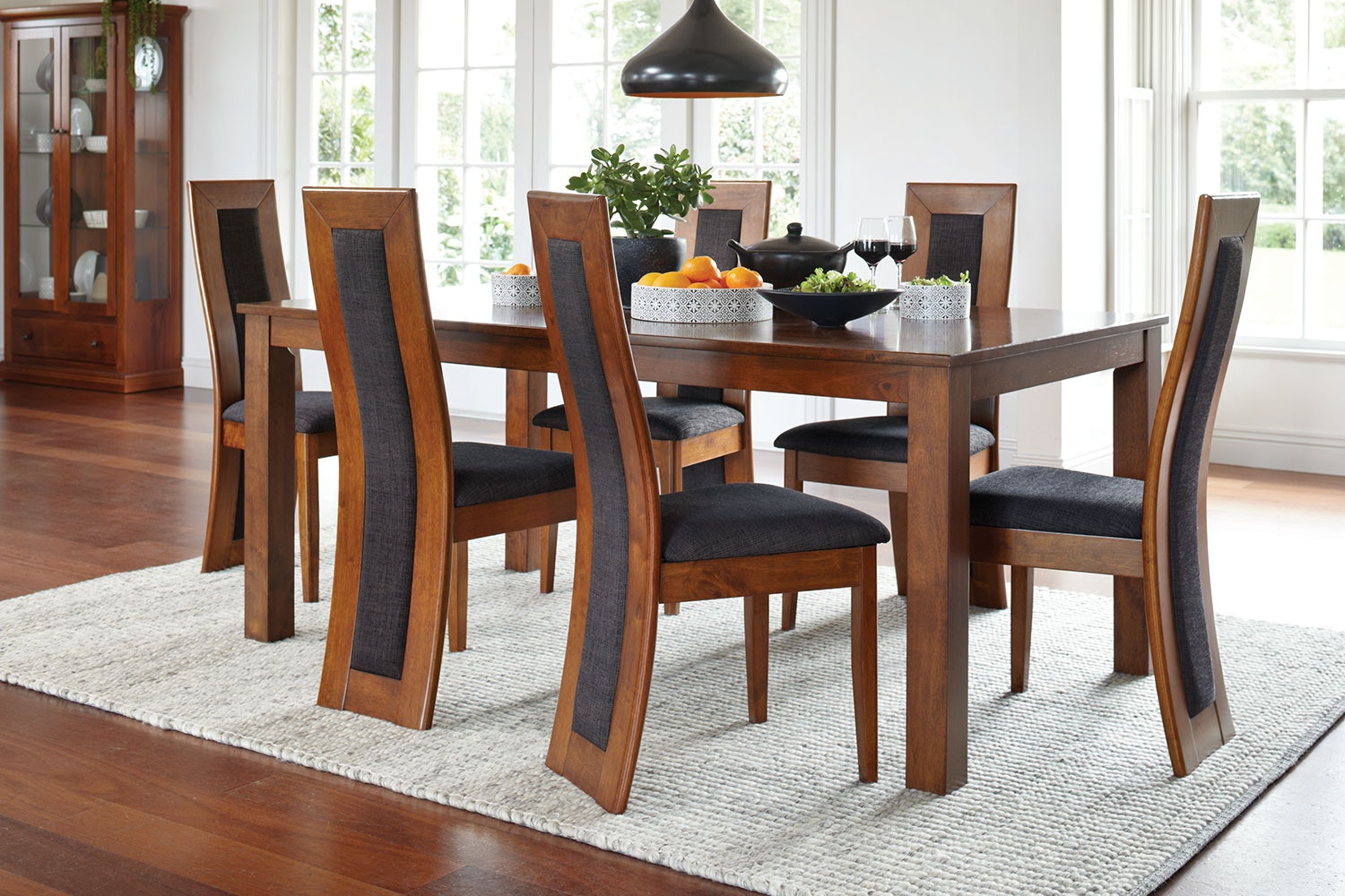 Monte Cristo 7 Piece Dining Suite by John Young Furniture