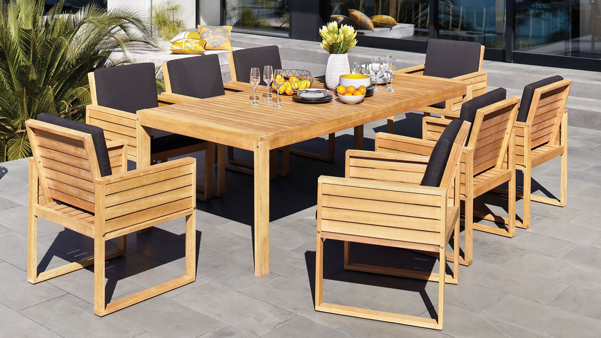 100 Outdoor Furniture Store Auckland Branch Bistro  : 9 Piece Dining Setting from 173.199.118.48 size 1920 x 1080 jpeg 260kB