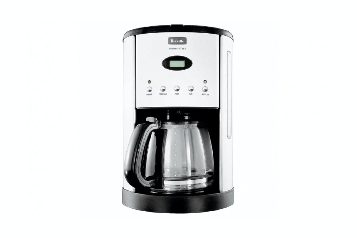 Breville Electric Coffee Maker : Breville Electric Drip Filter Coffee Machine Harvey Norman New Zealand