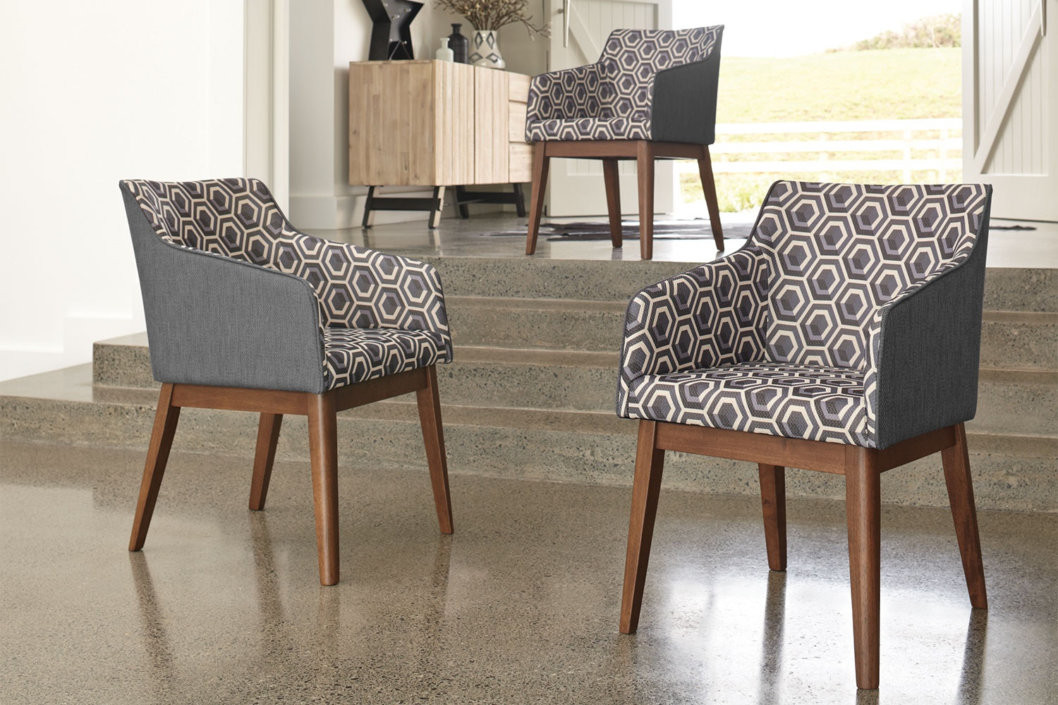 Grafton Dining Chair By Nero Furniture
