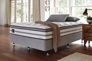 Eternity Plush Californian King Bed by King Koil