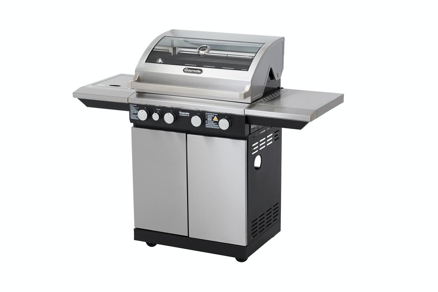Matrix 4 Burner BBQ by Gasmate