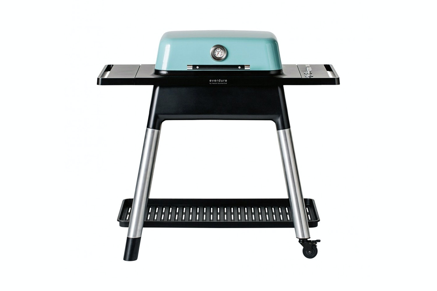 Everdure Force 2 Burner Gas Barbeque by Heston Blumenthal - Mint