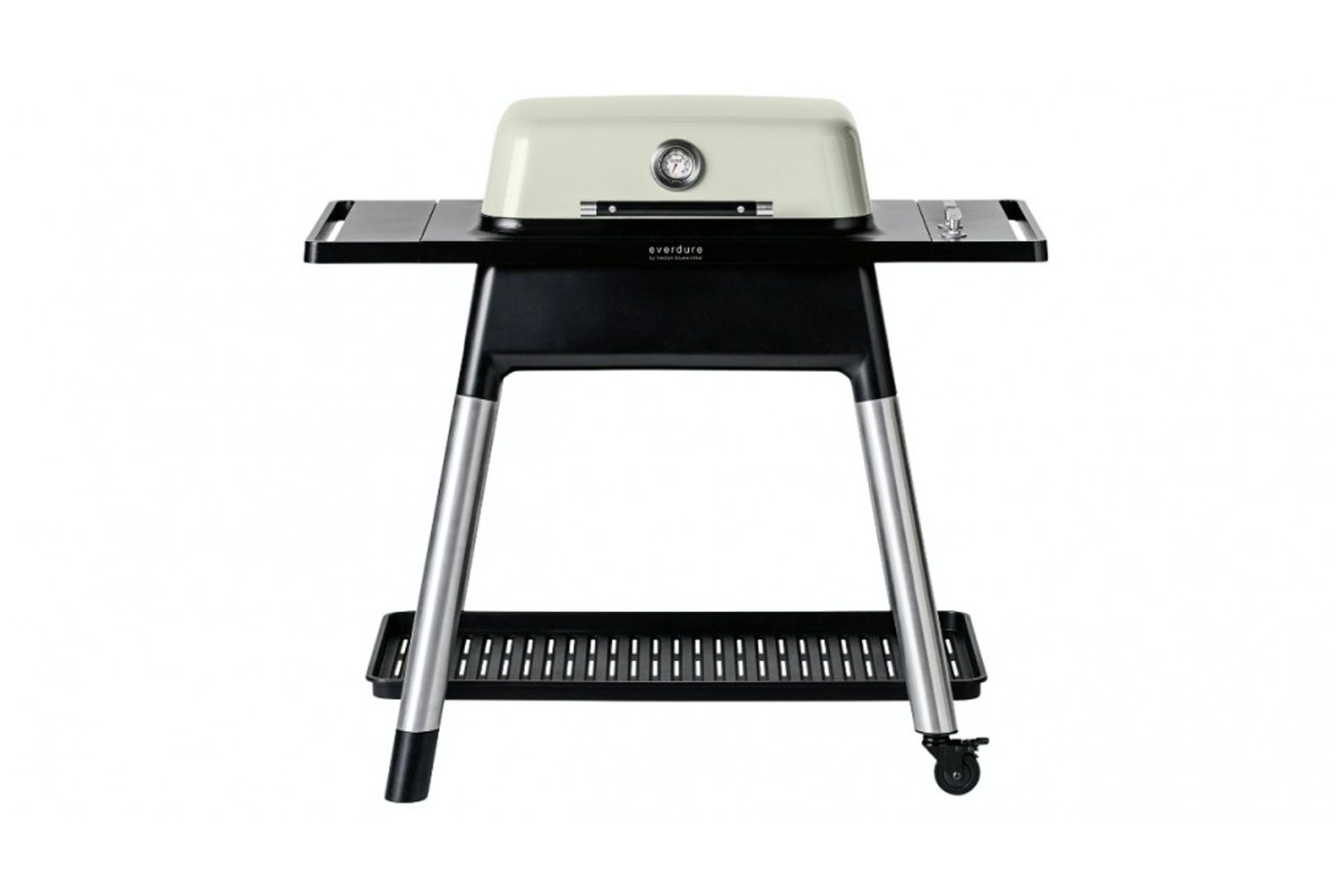 Everdure Force 2 Burner Gas Barbeque by Heston Blumenthal - Stone