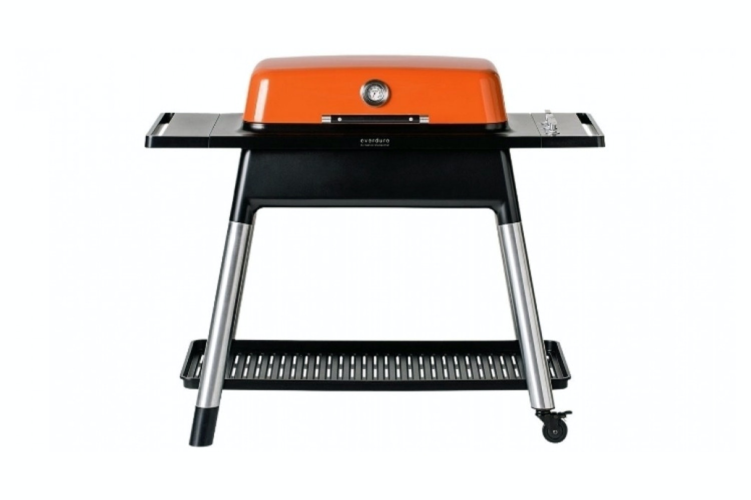 Everdure Furnace 3 Burner Gas Barbeque by Heston Blumenthal - Orange