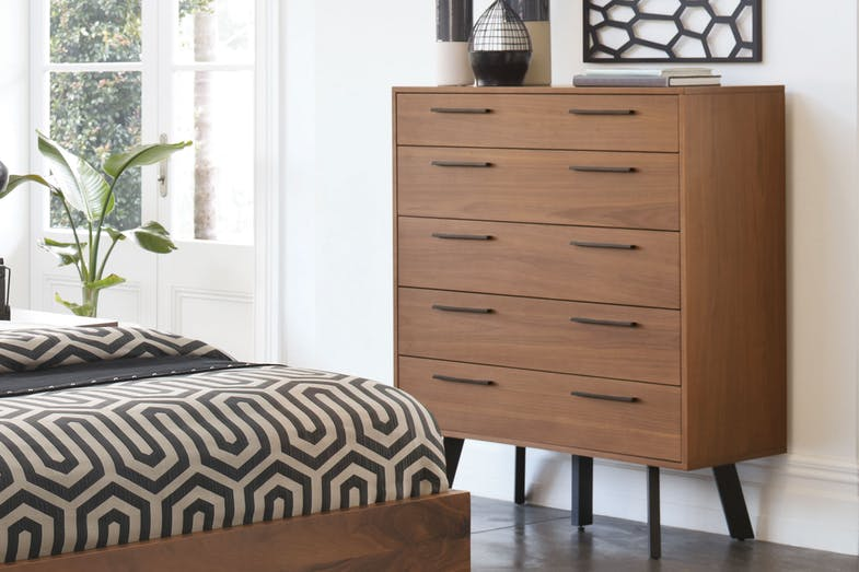 Ascola Tallboy by John Young Furniture