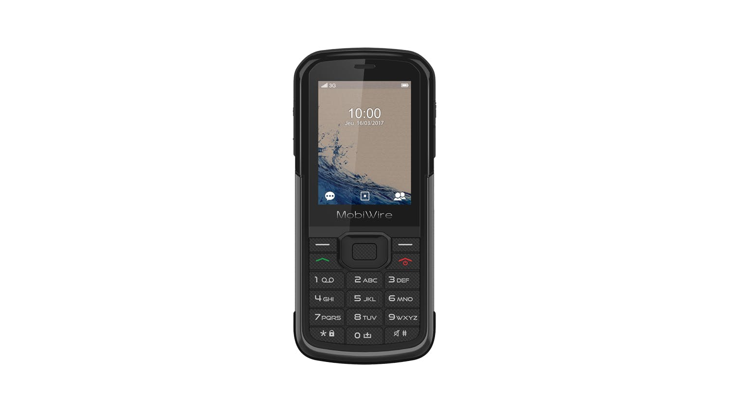 2degrees mobiwire hakan rugged mobile phone harvey norman new zealand. Black Bedroom Furniture Sets. Home Design Ideas