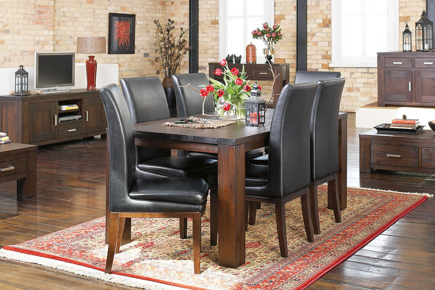 Milla 7 Piece Dining Suite by John Young Furniture
