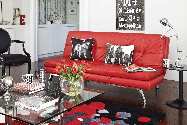 Terrific Anna Sofa Bed By Debonaire Furniture Interior Design Ideas Clesiryabchikinfo