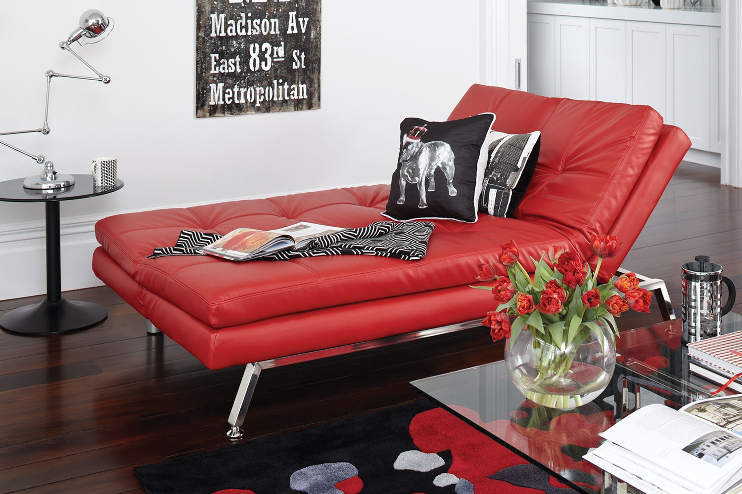 Anna Sofa Bed by Debonaire Furniture