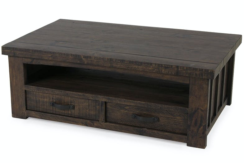 Barnyard Coffee Table by Debonaire Furniture