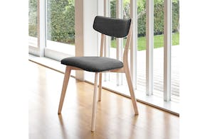 Blue Clare Dining Chair by Nero Furniture