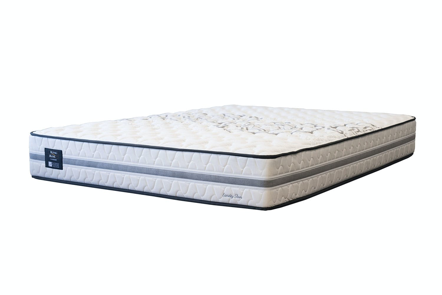 detailed look b51e9 6431a Eternity Firm Single Mattress by King Koil
