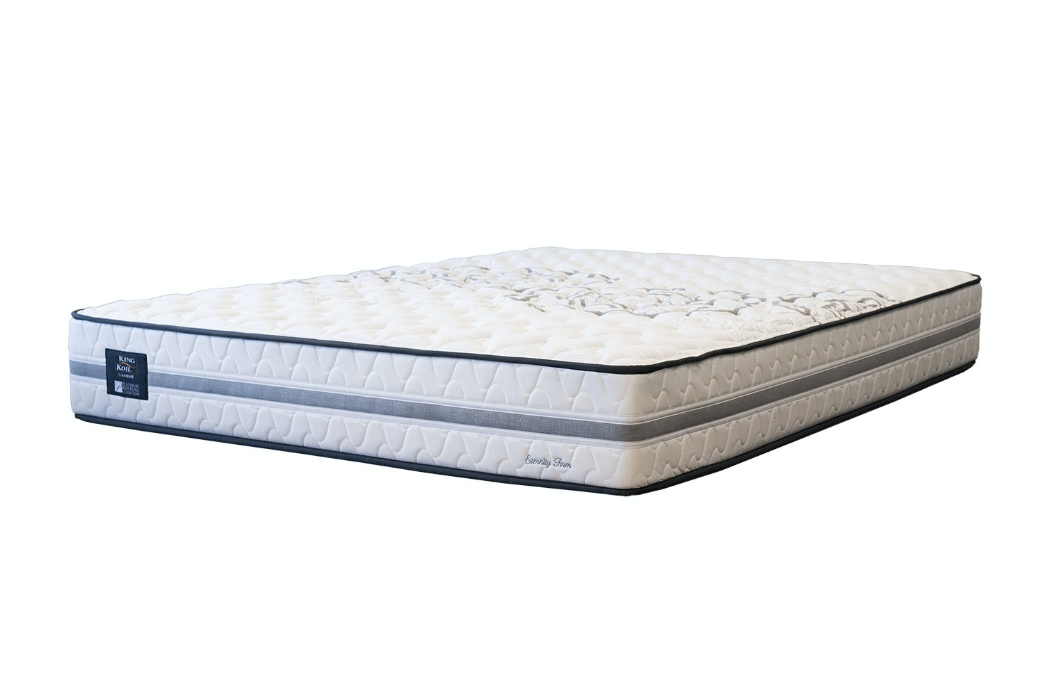 Eternity Firm Queen Mattress by King Koil