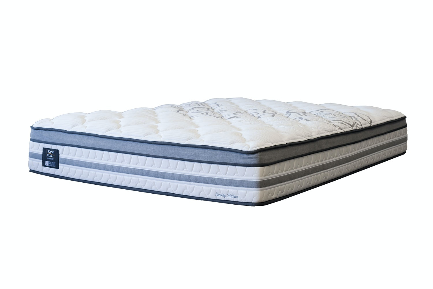 Eternity Medium Long Single Mattress by King Koil