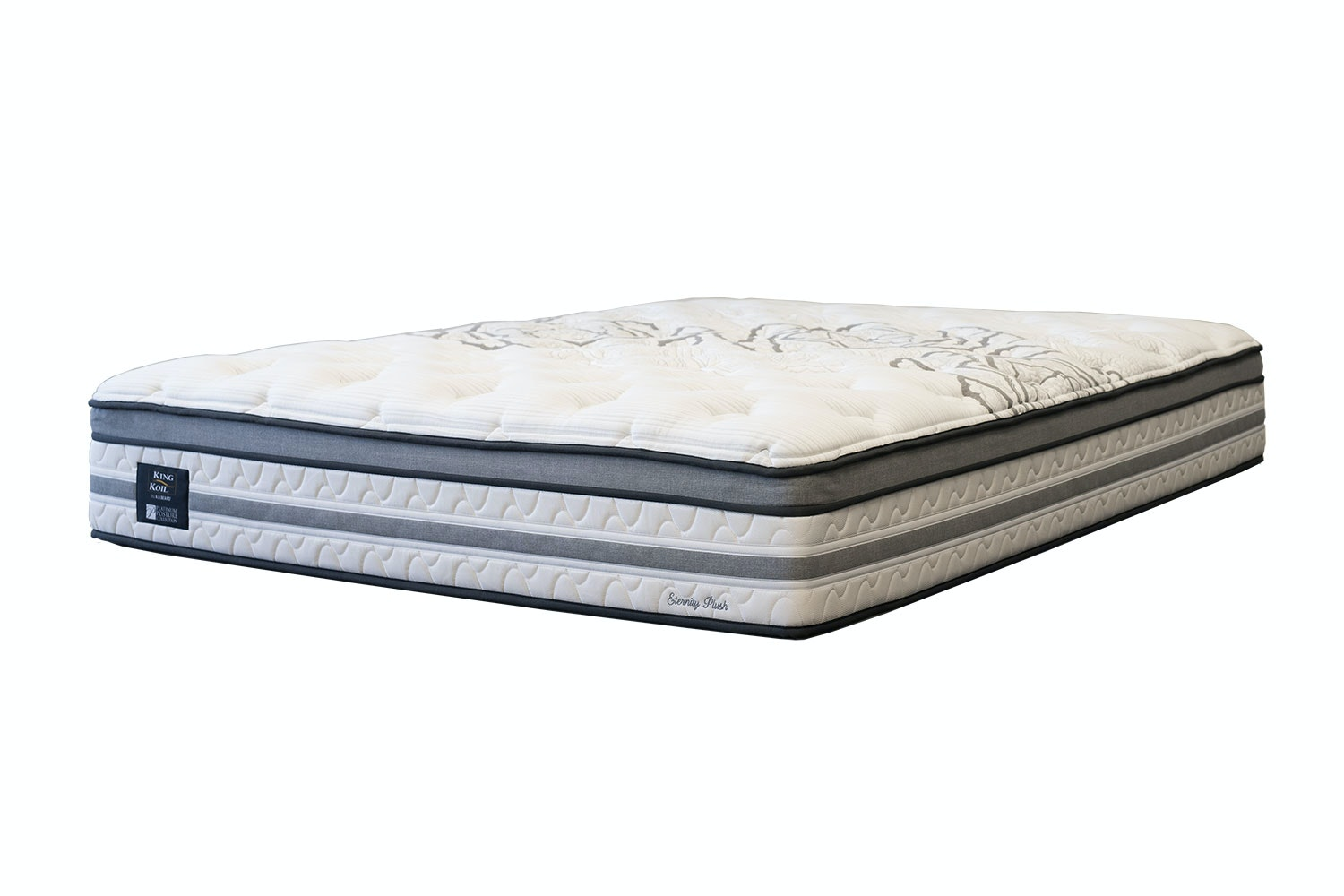 Eternity Plush Single Mattress by King Koil