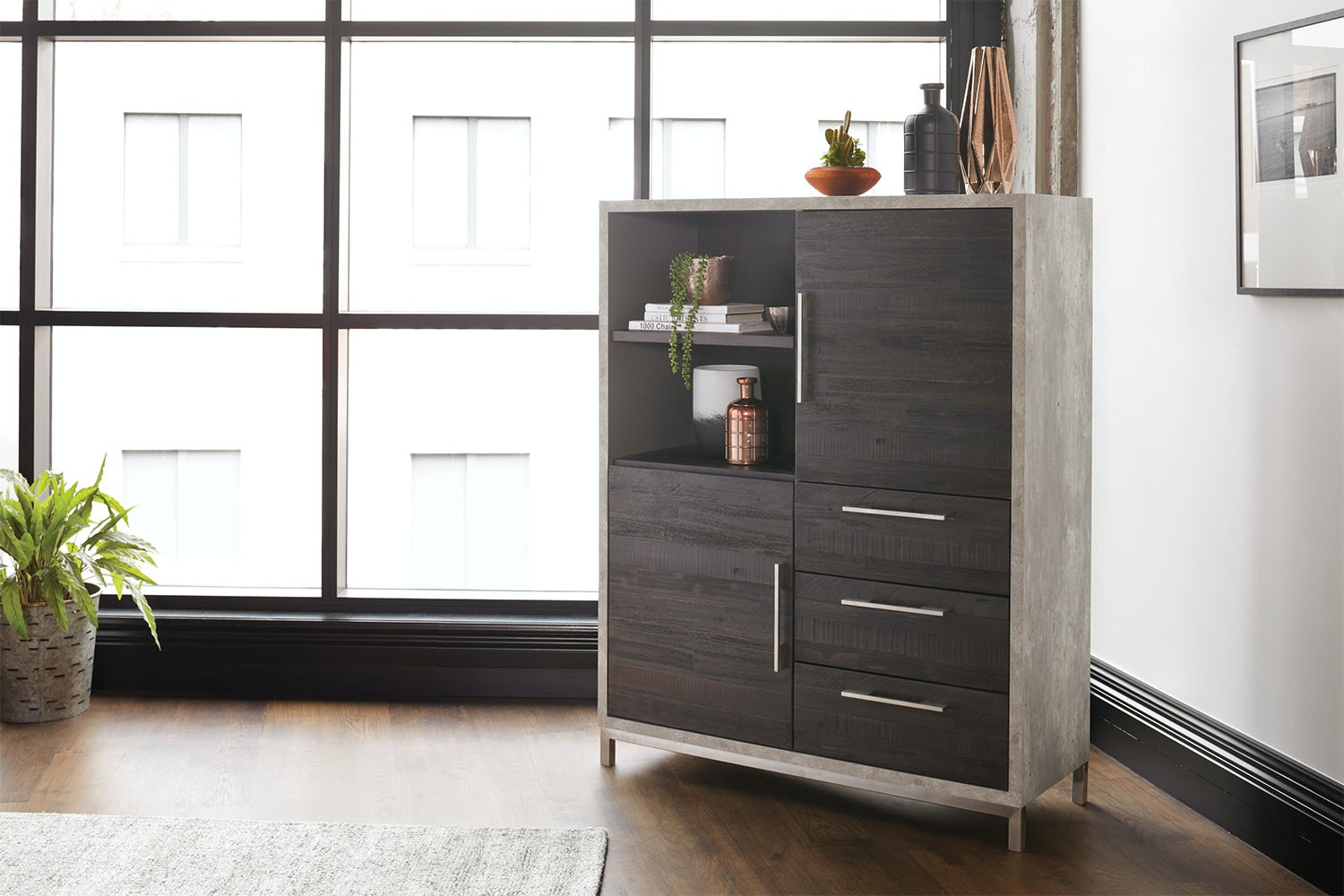 Faro Cabinet by Morgan Furniture