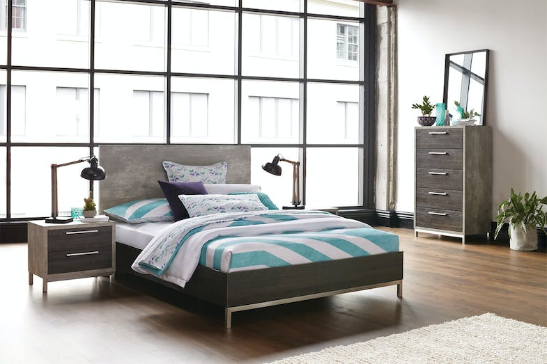 Faro Bed Frame by Morgan Furniture