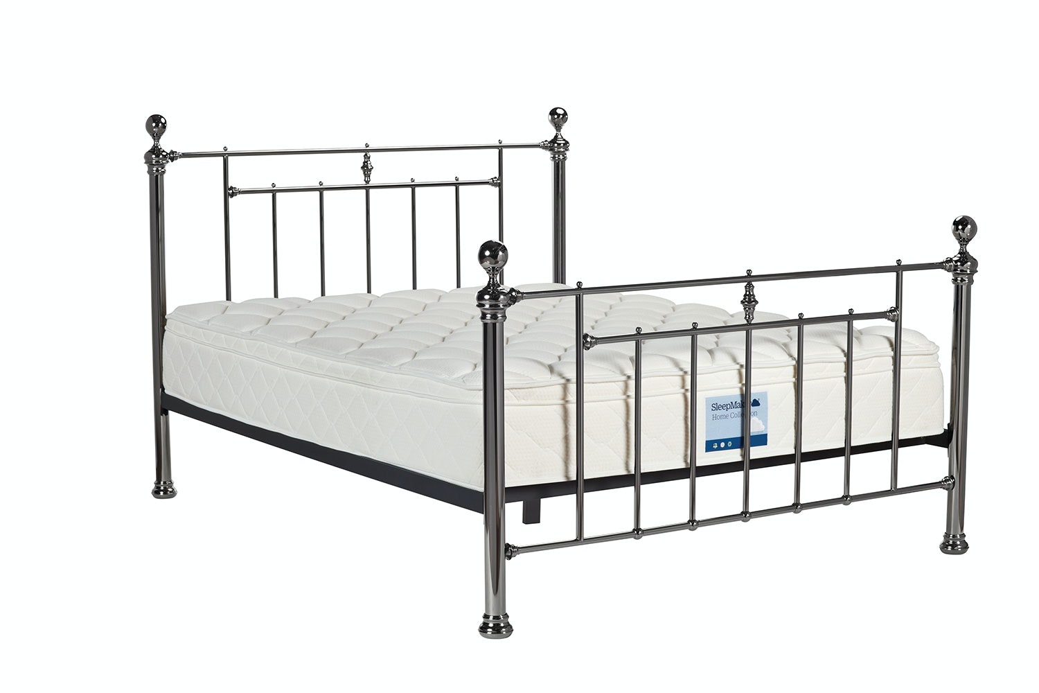 Grace King Bed Frame by Nero Furniture