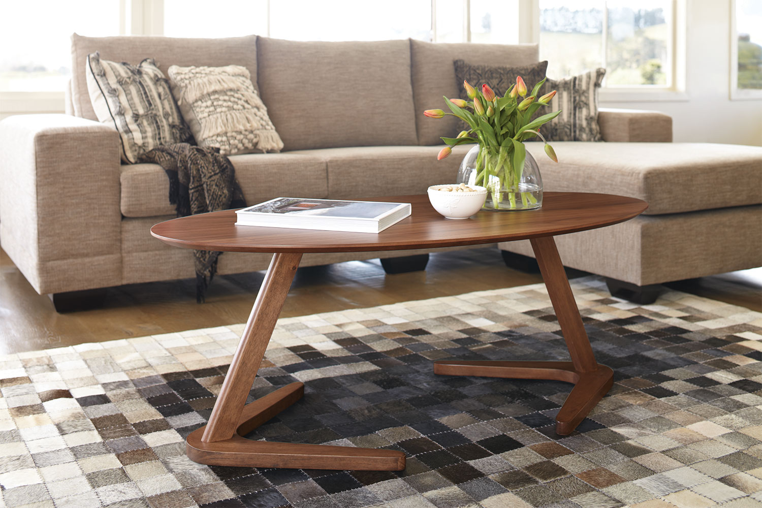 Lana Coffee Table by Nero Furniture Harvey Norman New Zealand