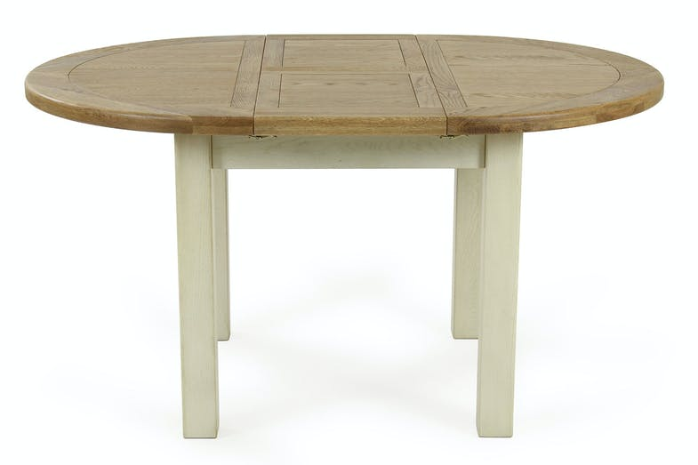 Mansfield Round Extension Table by Debonaire Furniture