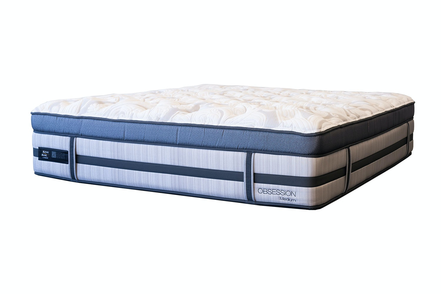 Obsession Medium King Mattress by King Koil