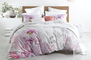 Peony Blush Duvet Cover Set by Logan and Mason